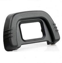 2 sztuk gumowa muszla oczna oko puchar DK 21 dla Nikon D7000 D5000 D5100 D3200 D750 D300 D90 D80 DSLR