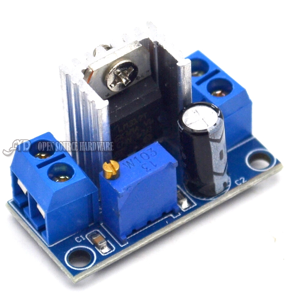 Lm317 Dc Converter Buck Step Down Circuit Board Module Linear Noble Ssr Wiring Diagram 1 Channel 5v Or 12v 24v Omron G3mb 202p Solid State Relay 240v 2a Output With Resistive Fuse 1pcsusd 180 Piece