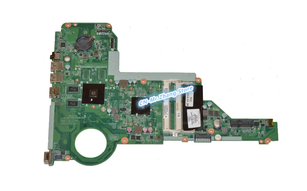 SHELI FOR HP 15-E 14-E Laptop Motherboard W/ FOR A6-5200 CPU 722205-501 DA0R76MB6D0 DDR3SHELI FOR HP 15-E 14-E Laptop Motherboard W/ FOR A6-5200 CPU 722205-501 DA0R76MB6D0 DDR3