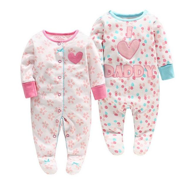 27eaf3ff6 Fashion Baby Boy Clothes Girl Jumpsuits Cartoon Baby Rompers Clothes ...