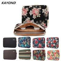 2017 Bohemian Design Laptop Bag Sleeve For Macbook Air Pro Retina 11 12 13 15 Laptop