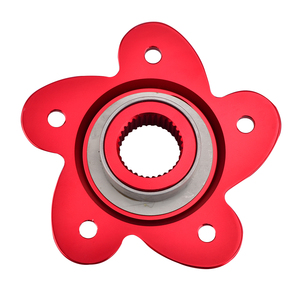 Image 5 - Rear Sprocket Cover Flange For Ducati Hypermotard Monster 796 821 1100 S2R S4R S4RS Streetfight MH900 MH900E