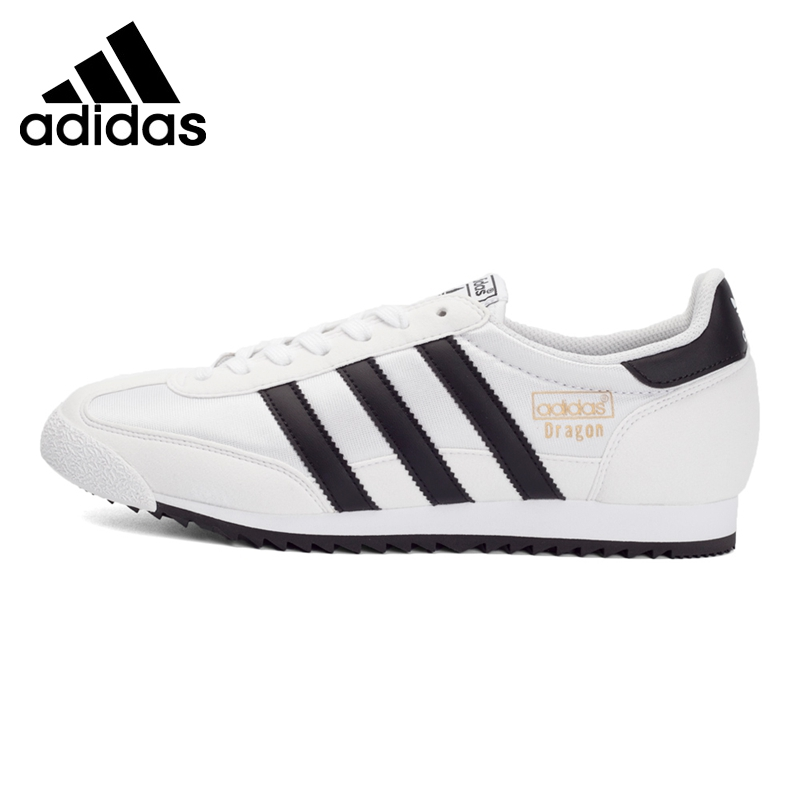 Original New Arrival Adidas Originals DRAGON OG Men's Skateboarding Shoes Sneakers кроссовки adidas gazelle og d67854