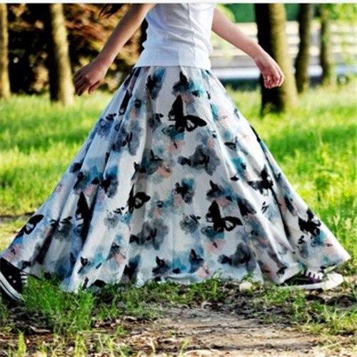 Popular Bohemian Long Skirts-Buy Cheap Bohemian Long Skirts lots ...