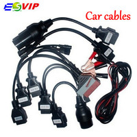 OBD2 Cables Full Set 8 Car Cables Of Car For TCS CDP Pro Plus Cdp Car