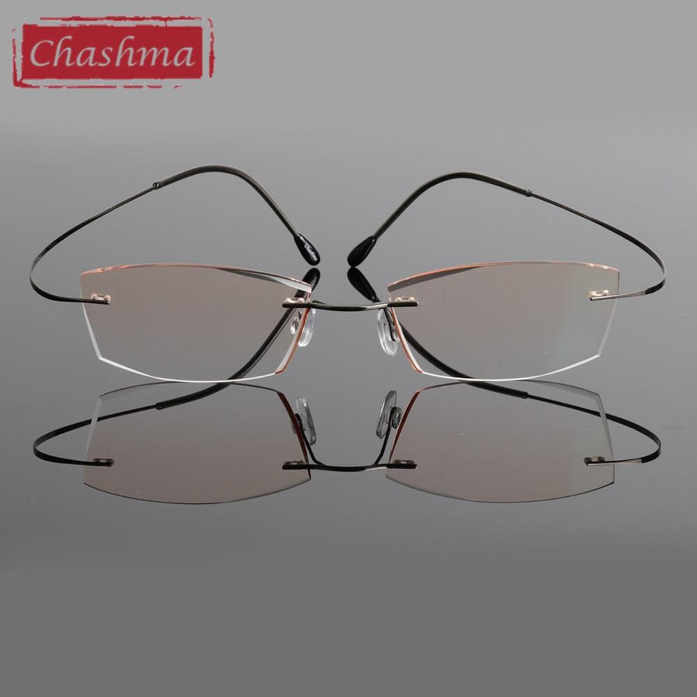 Chashma бренді B Titanium Ultra Light Tint Glass Ерлерге - Киімге арналған аксессуарлар - фото 5