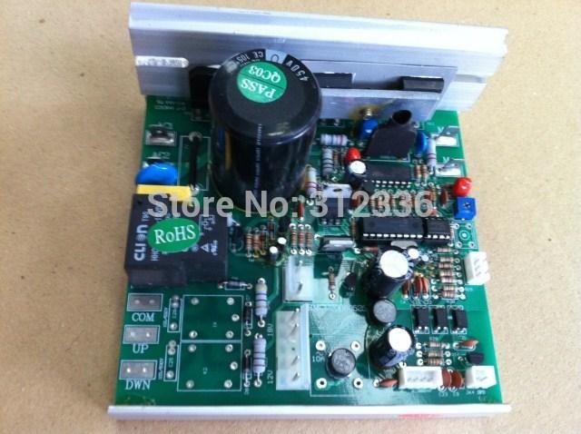Free Shipping ZY02SYT 2 pins Motor Controller SHUA OMA treadmill circuit board motherboard driver control board treadmill Parts