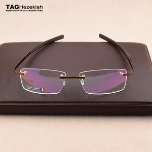 Image 1 - : กรอบแว่นตาผู้ชาย 2019 แว่นตากรอบแว่นตาผู้ชายแว่นตาคอมพิวเตอร์สายตาสั้นแว่นตาแฟชั่นกรอบแว่นตาผู้ชาย 0342