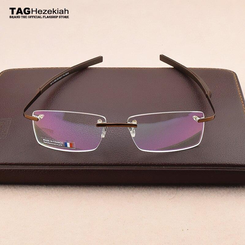 TAG Brand Glasses Frame Men 2019 Eye Glasses Frames For Men Eyeglasses Computer Myopia Glasses Fashion Spectacle Frames Men 0342