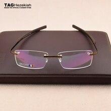 TAG Merk glazen frame mannen 2019 bril frames voor mannen brillen computer bijziendheid bril mode brilmonturen mannen 0342