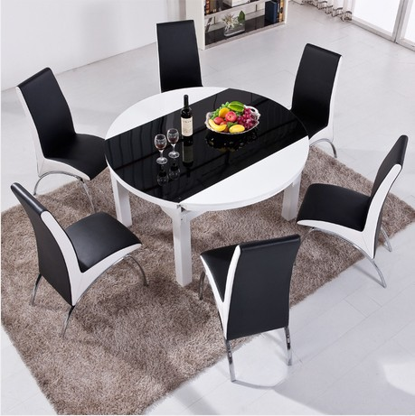 modern folding dining tablefunctional dining tabletable for 6