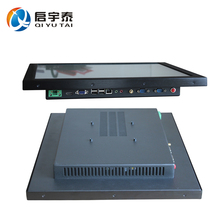 OEM 17″ fanless noiseless industrial all in one panel pc Inter j1900 Resolution 1280×1024 tablet pc with 2GB RAM 32G DDR3