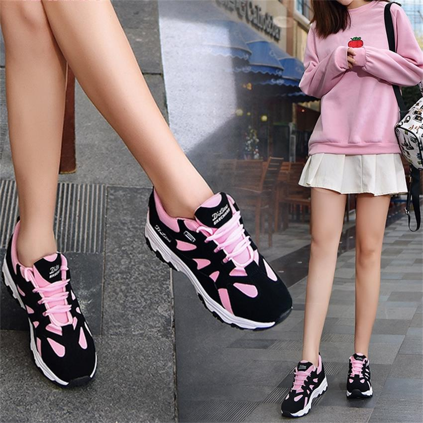 Outdoor Sneakers Running-Shoes Training Female Jogging Sport Breathable Ladies Women