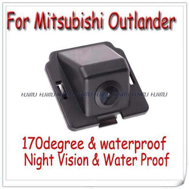 wired wireless Factory  Special Car Rear View Reverse backup Camera for Mitsubishi Outlander  parking sensor