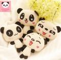 Аниме Kawaii Прекрасный Мультфильм Супер Милые Мягкие Малыш Животных Мягкие Плюшевые Panda Чучела Животных Игрушки Куклы Для Детей Подарок