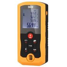 40 70 100 Metres Laser Rangefinder Instruments Laser Distance Meter Trena De Medir Laser Tape Measure