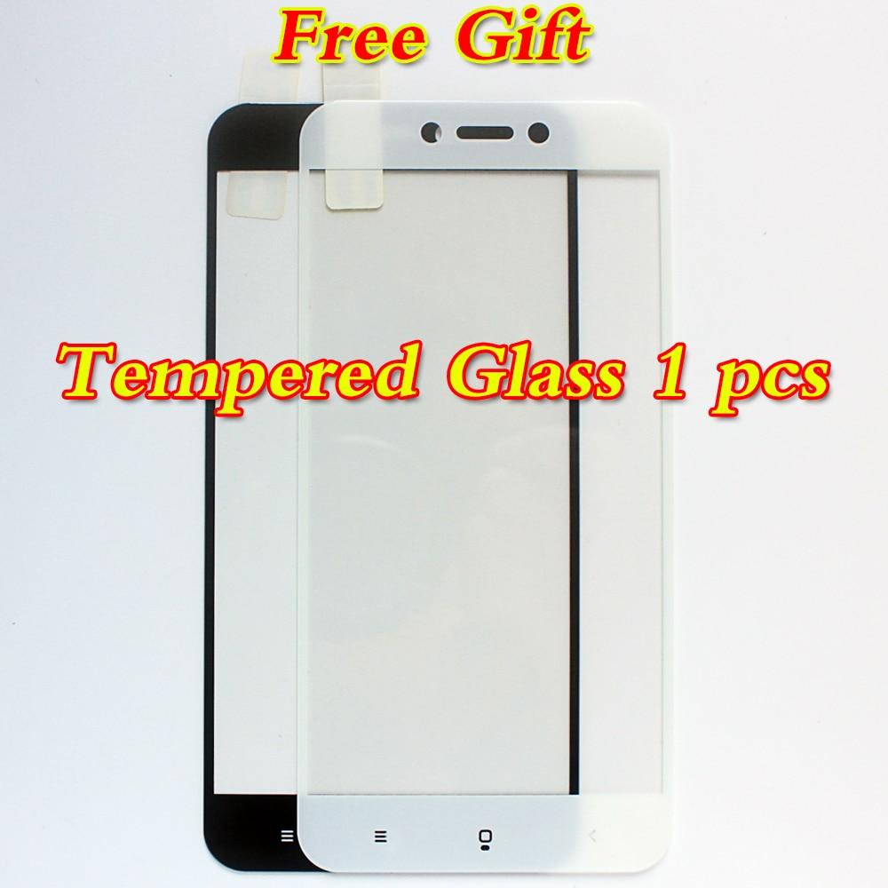HTB1zBUVz1uSBuNjy1Xcq6AYjFXaV 100% Tested LCD Display For Xiaomi Redmi 5A 5.0 inch Digitizer Sensor Glass Assembly touch screen frame with Free Tempered Glass