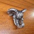 Elefante en forma de Estilo europeo muebles solo agujero mando/tiro/manija para puertas/cajones/gabinete