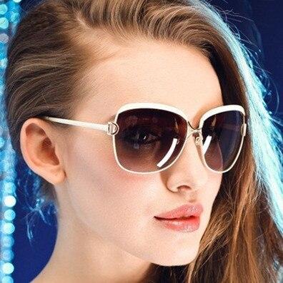 Aliexpress.com Comprar Moda diseñador de la marca gafas de sol mujeres de  la Alta cantidad de protección UV gafas de sol gafas gafas de sol Feminino  gafas