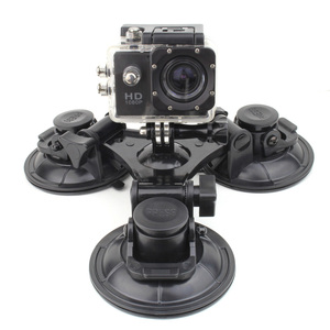 Image 1 - SOONSUN אביזרי עבור GoPro רכב חלון משולש פרייר יניקה Pro עבור Hero9 8 7 6 5 4 3 עבור DJI אוסמו פעולה עבור יי