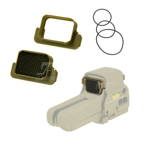 Image 4 - JJ Airsoft Killflash Kill Flash Protector Cover for EOTECH Red Dot Sights 551 552 553 518 558 512 552 XPS2 EXPS2 XPS3 EXPS3