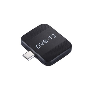 Image 2 - Mini Portable DVB T2 DVB T Receiver Micro USB Tuner HD TV Stick On Android Phone Pad Watch DVB T2 DVB T Live TV Dongle