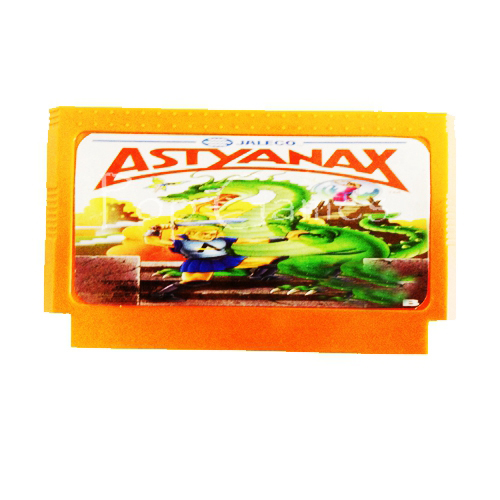 Astyanax 60 Pins Game Cartridge for 8 Bit Game Console Drop Shipping