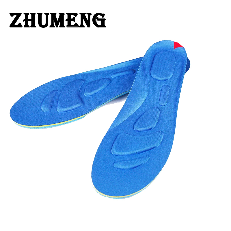 ZHUMENG Arch Support Insoles Orthopedic Pads for Shoes Insole Foot Care Orthotics Shock Women Men Shoes Pad Shoe Inserts unisex silicone insole orthotic arch support sport shoes pad free size plantillas gel insoles insert cushion for men women xd 01