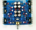 Class A Headphone amplifier board PRE AMP Dual AC12-15V based on JHL HOOD