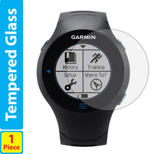 9H Tempered Glass LCD Screen Protector Shield Film for Garmin ForeRunner 610 FR610 Accessories