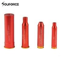 Тактический лазерный Boresighter с красной точкой  калибра 223/20GA/.308/7.62X54R сигнальный картридж  красный лазерный Boresighter с аккумулятором