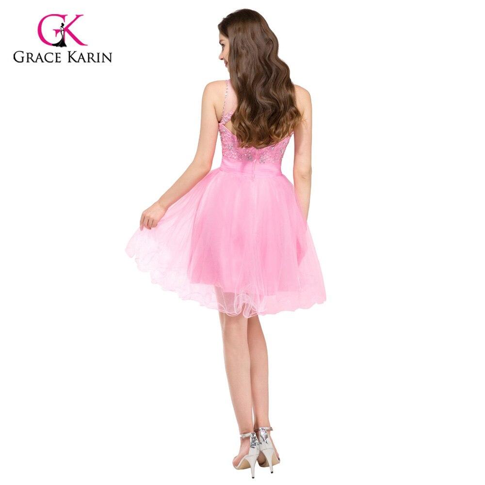 Aliexpress.com: Comprar Vestido de fiesta Grace Karin sexy 2018 sin ...