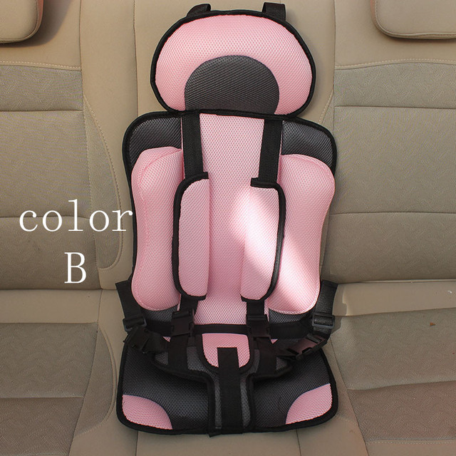 2016Portable baby car seat baby safety seat car seat Children's Chairs in the CarUpdated VersionThickening Sponge Kids Car Seats