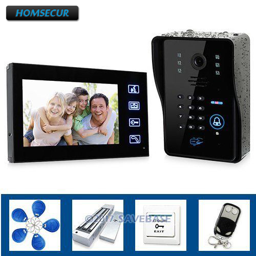 HOMSECUR Touch Key 7