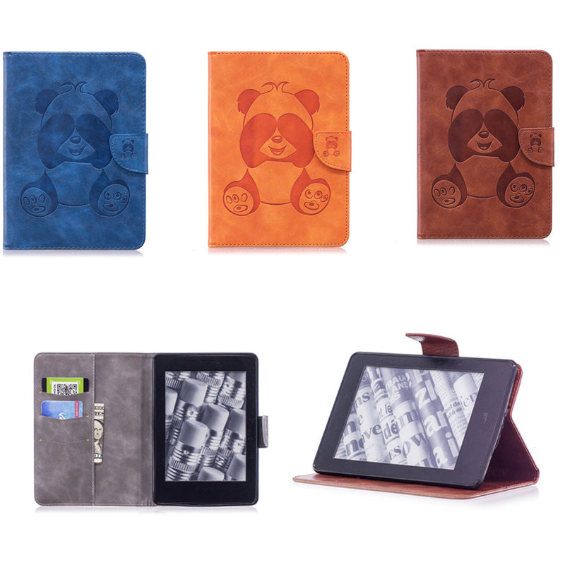 PU Leather Stand Case for Amazon Kindle Paperwhite 1 2 3 2012 2013 2015 6 inch E-book Auto Sleep/Wake Painted Protective cover xx fashion pu leather cute case for amazon kindle paperwhite 1 2 3 6 e books case stand style protect flip cover