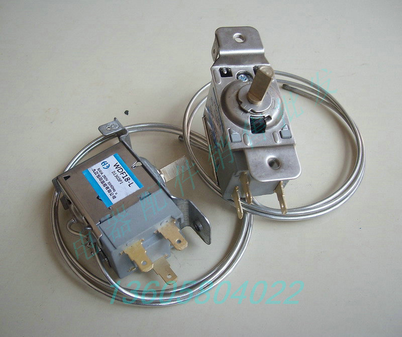 refrigerator thermostat temperature control switch WDF18 -l tripod mechanical thermostat taie thermostat fy400 temperature control table fy400 301000
