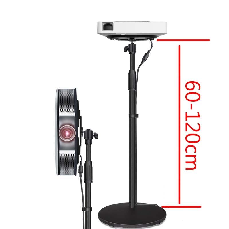 (60-120CM) T2-60120 Universal Mini Projector Desktop Stand Z3S G1 P1 P2 X1 G1-S PPX4350 PPX4935 X6 Video Table Mount Bracket