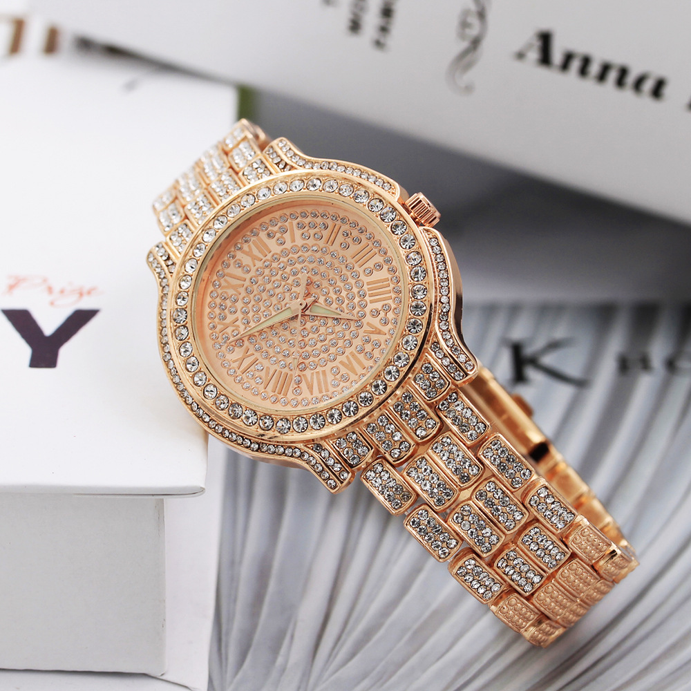 Classic Luxury Rhinestone Watch Women Watches Fashion Ladies Watch Women's Watches Clock Relogio Feminino Reloj Mujer (3)