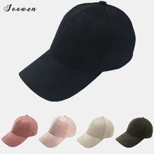 New 2016 Suede Baseball Cap Mens Casquette Bone cap Fashion Polo Sportcap Snapback Hip Hop Flat Hat For Women Gorras