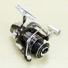 New Hot Sale SeaKnigh Good Quality Fishing Reels Spinning Pre-Loading Spinning Wheel 5.5:1 12+1 BB Medal Silver