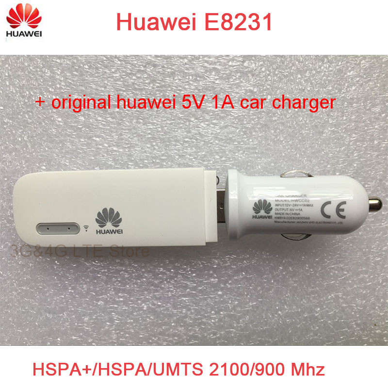 Unlocked Original Huawei E8231 with original huawei 5V 1A car charger 21M 3G USB wifi modem b32 4x cute kawaii black cat gel pen kawaii writing stationery creative gift school office supply 0 5mm