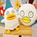 kawaii 40cm 15.7inch Japan anime cartoon Gintama Elizabeth plush toys pillow toys for girls chicken plush toy  birthday gift