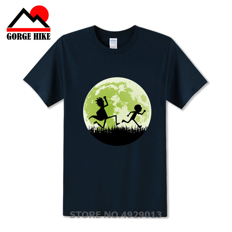 Rick and Morty T-Shirt Opinion Means Little Inspired T-Shirt Tee Top T-Shirts