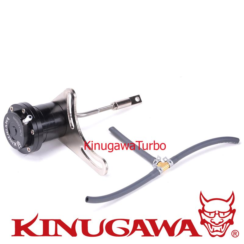 Kinugawa Adjustable Turbo Wastegate Actuator for MAZDA 3 / 6 CX7 K0422 Turbocharger 1.0 bar / 14.7 Psi