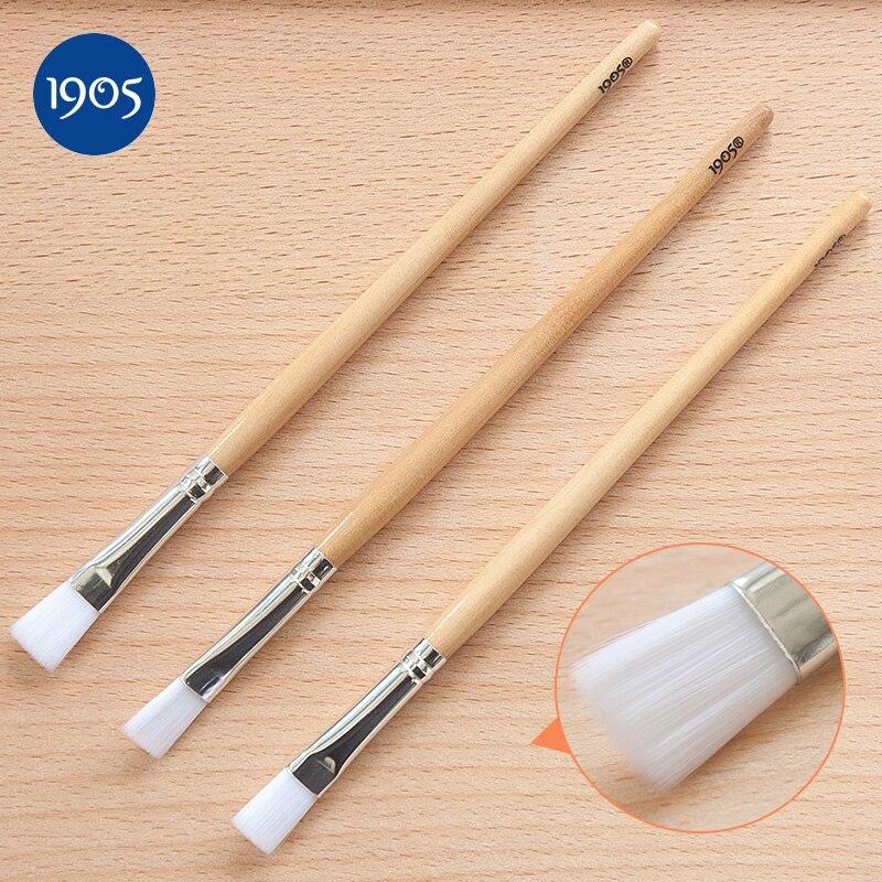 1905 mask brush homemade mask sweep fiber soft mask fur brush brush mask tool