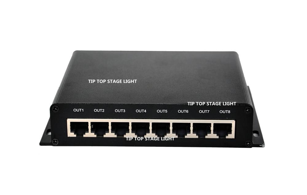 TIPTOP P18 3M * 5M LED video zavesa s krmilnikom Off Line za ozadja - Komercialna razsvetljava - Fotografija 6