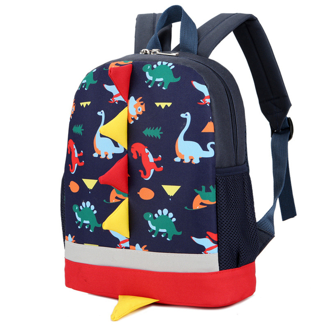 2017 New Cartoon Cute Backpack Kindergarten Bags for 1-3-5 Years Old Girls Boys  School Bag 4920ed352a