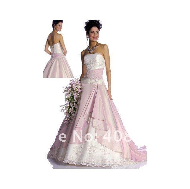 Free Shipping New Wedding Dress evening dress Bridesmaid Gown Host