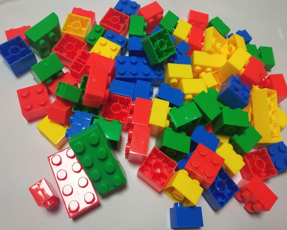 Interconnecting Blocks Spirited 88 Pcs/pack Splicing Blocks Model Building Toys Kids Educational Toy Compatible Legoed Duploed Hot Sale Building & Construction Toys