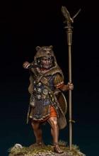 1:24 Resin Figure Model Kit Unassambled  Unpainted //G467 Roman warrior